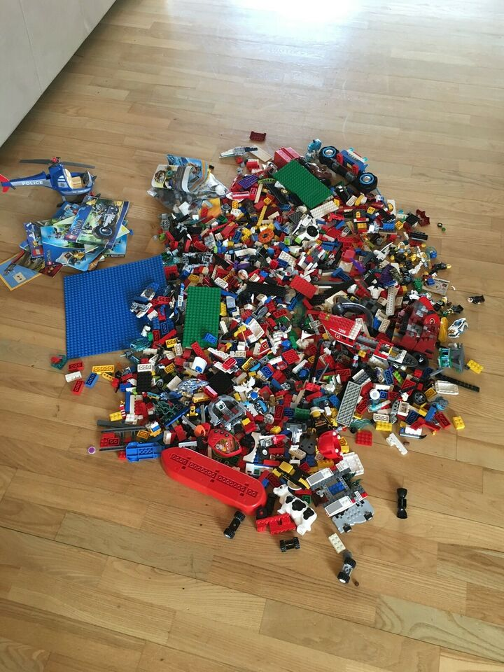 Lego andet, Blandet