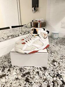"Air Jordan Retro 7 ""Hare"" Mens Size 11"