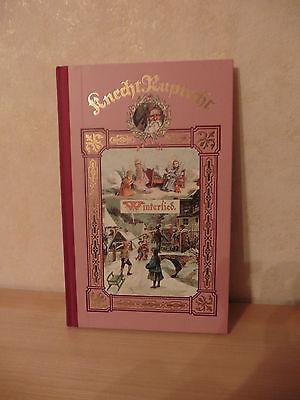 Begeistert Knecht Ruprecht Winterlied Buch Deutsche Post Ag Wie Neu Ein BrüLlender Handel