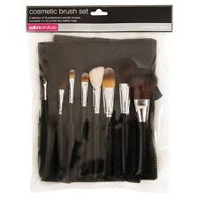 Salon Services Cosmetic Brush Set 10 Pieces