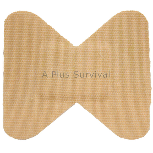 40 Fingertip Bandages First Aid Kits Camping Survival OSHA Emergency Disaster