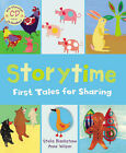 Storytime: First Tales for Sharing by Stella Blackstone (Mixed media product, 2008)