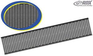 33-22-m-RDX-Kunststoffgitter-schwarz-150x30cm-Plastik-Waben-Race-Gitter