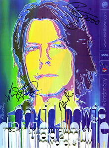 David-Bowie-HAND-SIGNED-Rex-Ray-concert-poster-From-the-Rex-Ray-Estate