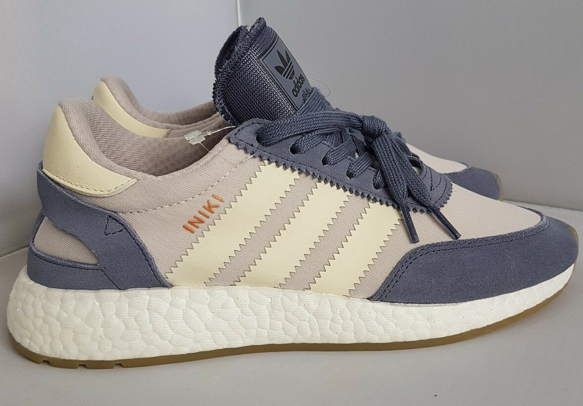 Adidas inkini Runner Boost 'Super Púrpura'  UK 7.5 nos nos nos 9  en stock