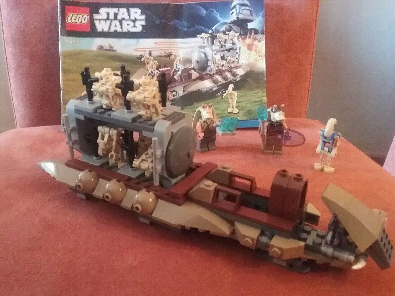 LEGO STAR WARS 7929 THE THE THE BATTLE OF NABOO Jar Jar Binks Gungan Soldier Droid neuw. e62d1c