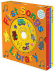 First Songs Library by Roger Priddy (Hardback)