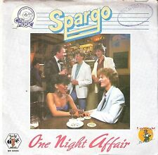 ONE NIGHT AFFAIR - RUNNING FROM YOUR LOVIN'# SPARGO