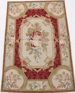 Carpets for Bed Room Needlepoint Carpets  Rugs 61CMX91CM 2 'X 3' English Garden