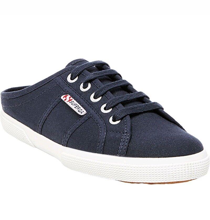 Superga Mule shoes - Women's bluee