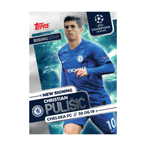 2019-Topps-On-Demand-Set-14-UEFA-Champions-League-Super-Signings-YOU-PICK