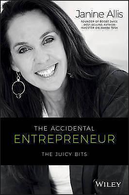 1 of 1 - The Accidental Entrepreneur By Janine Allis Paperback