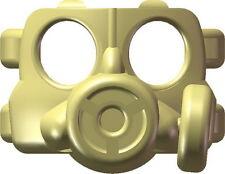 custom lego s10 gas mask X1 ( gun melmet weapons parts swat police army )