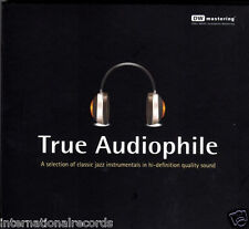 """True Audiophile"" Jazz Instrumentals DW Mastering 24bit / 96KHz CD New Sealed"
