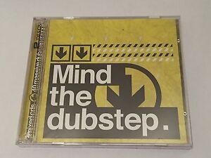 Mind-The-Dubstep-Various-Artists-2-CD-Set-NEW-amp-SEALED