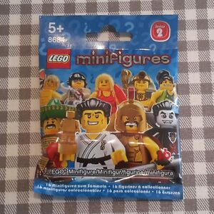 Lego-minifigures-series-2-unopened-factory-sealed-choose-select-your-minifigure
