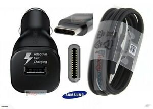 Samsung-Galaxy-S8-S8-S9-S10-Note-8-9-15W-Fast-Car-Charger-amp-C-Type-USB-Cable