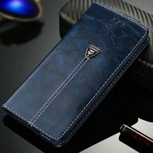 Magnetic-Flip-Card-Wallet-Leather-Phone-Case-Cover-For-Samsung-Galaxy-Note-8-S9