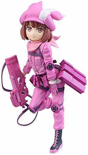 Sega Sword Art Online Alternative Gun Gale Online llenn Premium Figure