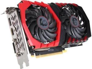 MSI GeForce GTX 1050 Ti DirectX 12 GTX 1050 Ti GAMING X 4G 4GB 128-Bit GDDR5 PCI