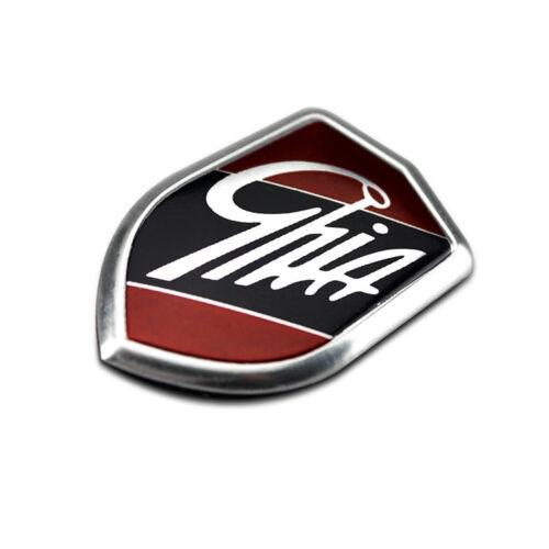 Car Emblems Fender Stickers Exterior Rear Badge BRABUS Logo For Mercedes-Benz