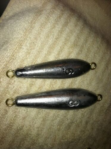 Trolling Weights  5-6oz and 5-8oz  FREE SHIPPING