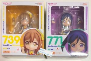 Love-Live-Sunshine-Kunikida-hanamaru-x-Matsuura-kanan-Nendoroid-figure-set-japan