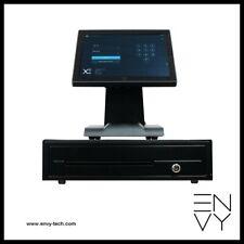 Touchscreen POS Till System for Retail POS Cash Register Retail / Restaurant