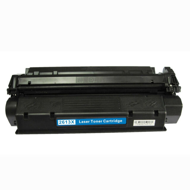 5x Q2613X 13X Toner Cartridge 4000 Pages For HP Laserjet 1300 1300n 1300xi