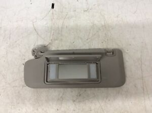 2015 VAUXHALL ASTRA J PASSENGER SIDE SUN VISOR WITH MIRROR ...