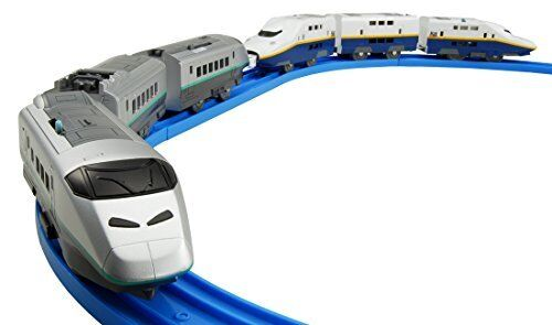 Plarail E3 system Tsubasa No. 2000 bill & E4Max consol From japan