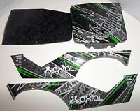 Axial Wraith Body Chassis Cover Skins Plates Ax10 Rock Crawler