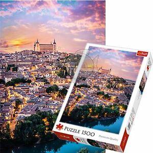 Trefl 1500 Piece Adult Jigsaw Puzzle Toledo Spain