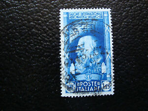 Italy-Stamp-Yvert-and-Tellier-N-367-Obl-A11-Stamp-Italy-Z