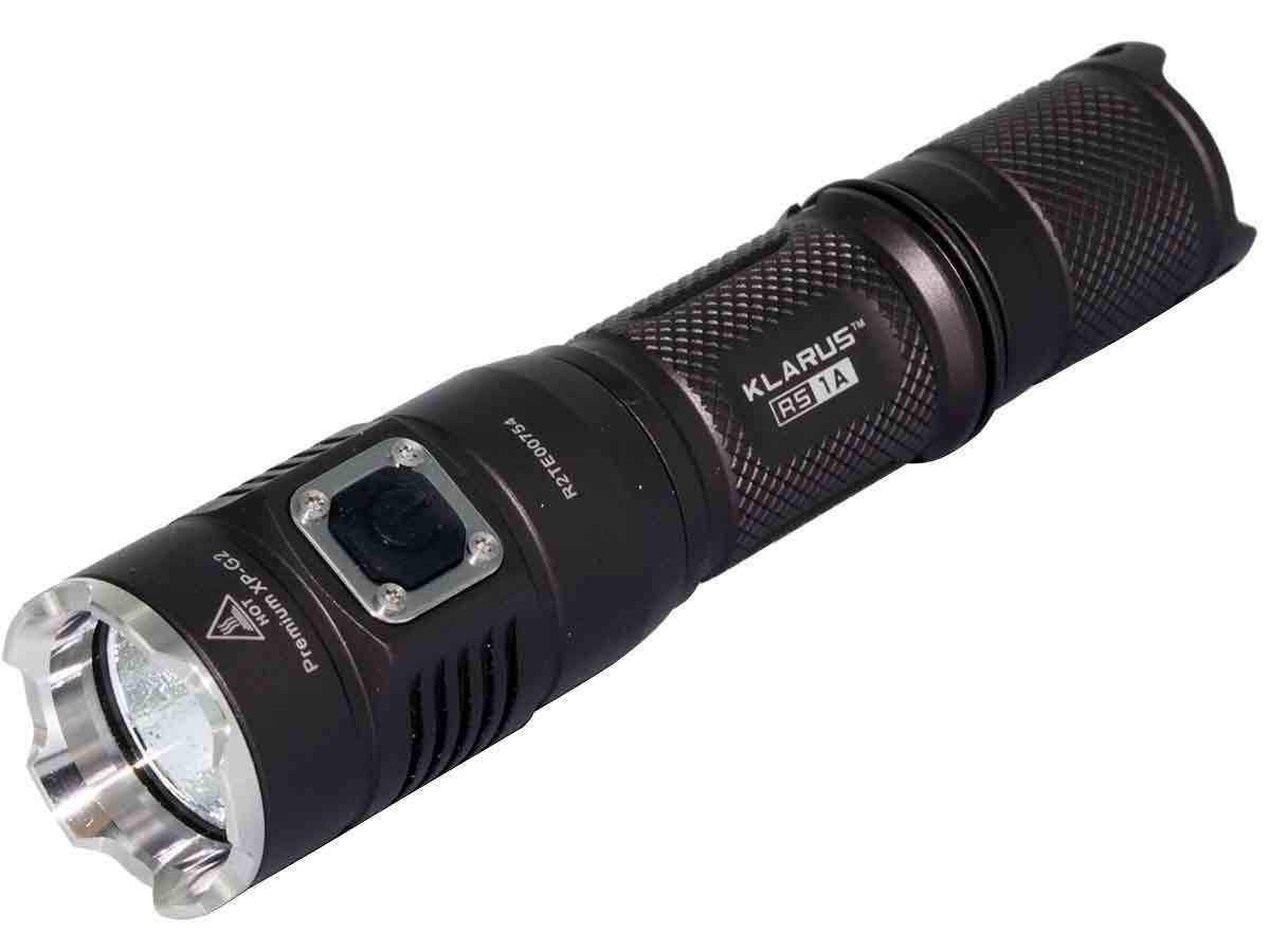 Klarus RS1A 210 Lumen Rechargable AA Flashlight - End of Line Sale