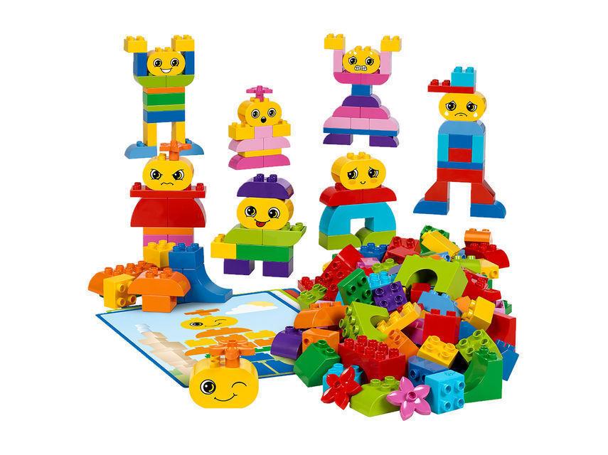 LEGO® DUPLO® Me Emotions 3005018 KIGA Grundelemente Hort