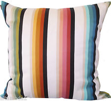 MISSONI BALBIANELLO T42 60x60 FODERA CUSCINO UPHOLSTERY PILLOW BAG COTTON REPS