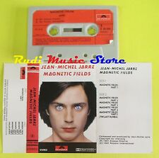 MC JEAN MICHEL JARRE Magnetic fields 1981 italy POLYDOR 3100598 no cd lp dvd vhs