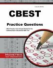 CBEST Practice Questions: CBEST Practice Tests & Exam Review for the California Basic Educational Skills Test by Mometrix Media LLC (Paperback / softback, 2016)