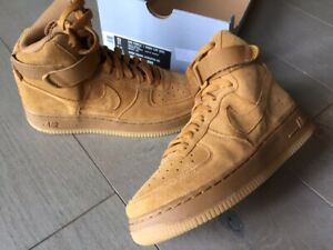 meilleures baskets a6e3e d98ce Details about Nike air force 1 high lv8 suede/leather sneakers- show  original title