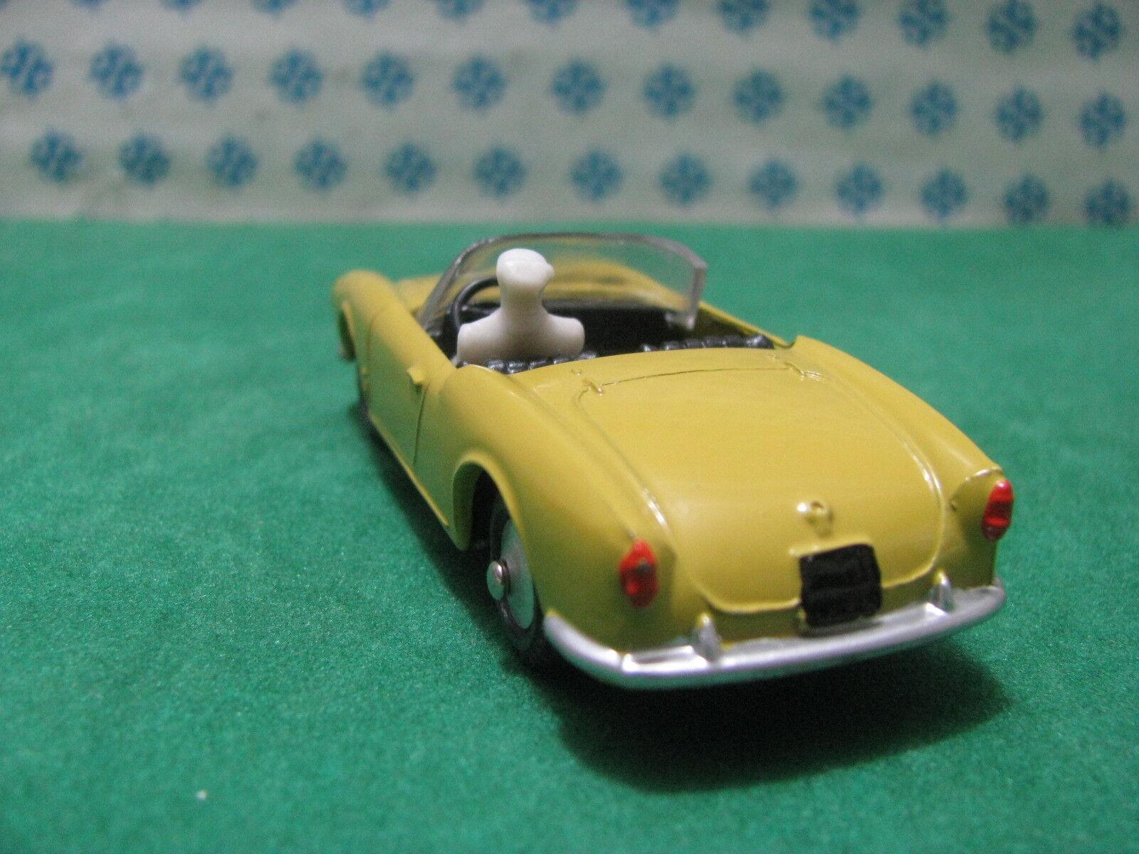 Vintage Vintage Vintage - ALFA ROMEO Giulietta Spider - 1 43 Metosul n°3 nueva 80c552