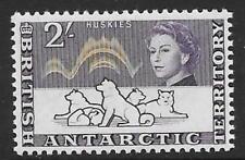 BRITISH ANTARCTIC TERR. SG11 1963 2/- VIOLET & BROWN  MTD MINT