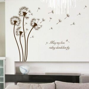 Dandelion-Wall-Decal-Sticker-for-Bedroom-Living-Room-Home-Decoration