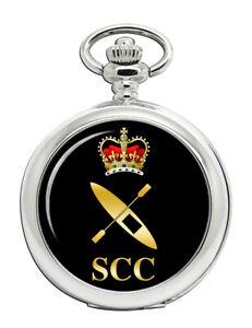 Sea-Cadets-SCC-Kanufahren-Abzeichen-Taschenuhr
