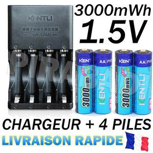 chargeur batterie 1 5v