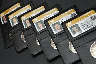 The Avengers Agents of S.H.I.E.L.D. Shield ID Cards or Customzied card Only