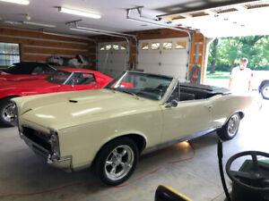 1967 GTO Convertible Original
