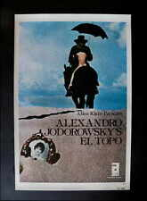 Art Poster THE HOLY MOUNTAIN Alejandro Jodorowsky Classic Film 14x21 24x36 Y3769
