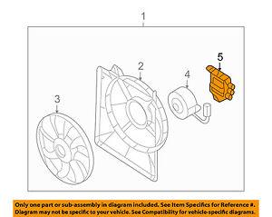 Awesome Kia Oem 06 12 Sedona Engine Cooling Fan Control Unit Module Wiring Cloud Oideiuggs Outletorg