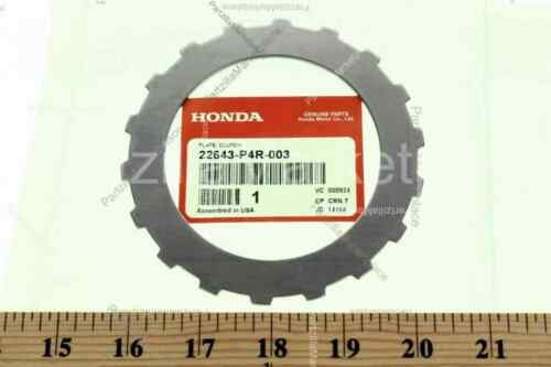 Honda 22643-P4R-003 PLATE  CLUTCH